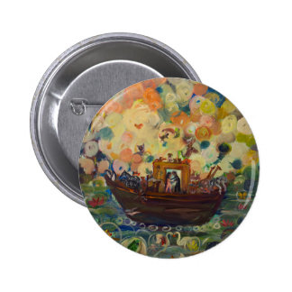 La arca de Noah de Avonelle Kelsey Pin Redondo 5 Cm