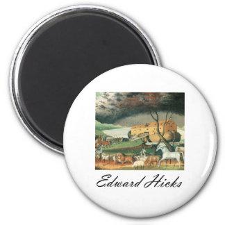 La arca de Noah de los catetos de Edward Imán Redondo 5 Cm