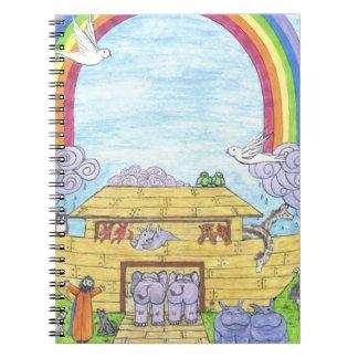 La arca de Noah Libros De Apuntes