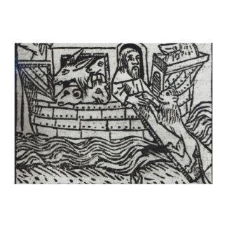 La arca de Noah Lienzo Envuelto Para Galerias