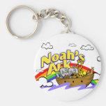La arca de Noah Llaveros Personalizados