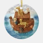 La arca de Noah Ornaments Para Arbol De Navidad