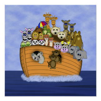 La arca de Noah Impresiones