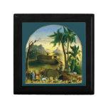 La arca de Noah por Hidley, arte popular del Cajas De Regalo