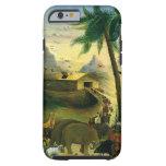 La arca de Noah por Hidley, arte popular del Funda De iPhone 6 Tough