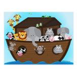 La arca de Noah Postal