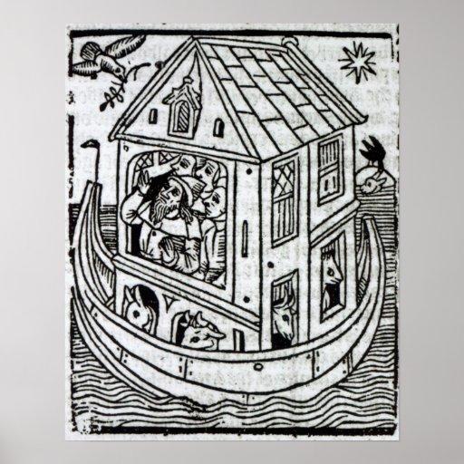 La arca de Noah Poster
