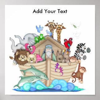 La arca de Noah - SRF Posters