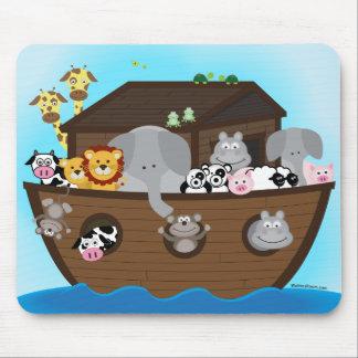 La arca de Noah Tapetes De Ratón