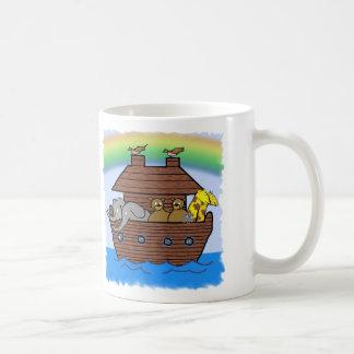 La arca de Noah - taza