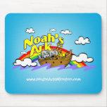 La arca Mousepad de Noah Alfombrilla De Ratón