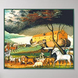 ¡La arca por los catetos de Edward - todos los Póster
