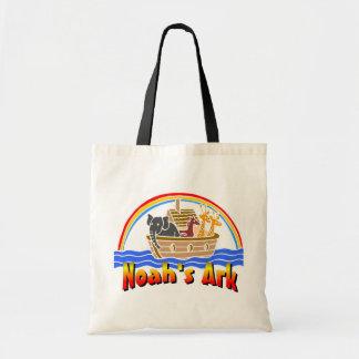 La arca y el arco iris de Noah