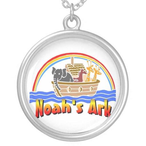 La arca y el arco iris de Noah Joyerias Personalizadas