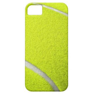 la arcilla del deporte de la pelota de tenis se iPhone 5 fundas