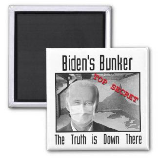 La arcón de Biden:  La verdad está abajo allí Imán Cuadrado