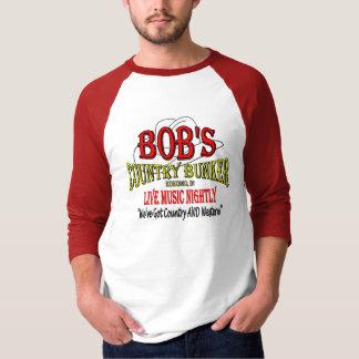 ¡La arcón del país de Bob - honre los años 80 Playera