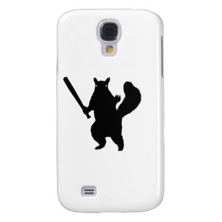 "La ardilla enojada dice; ""Tráigala. "" Samsung Galaxy S4 Cover"