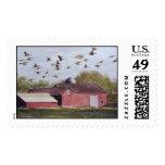 La arena de Wisconsin Cranes- sellos