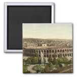 La arena, Verona, Italia Imán Cuadrado