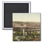 La arena, Verona, Italia Imán Para Frigorifico