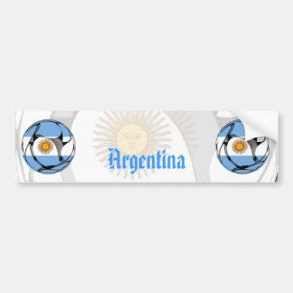 La Argentina #1 Pegatina Para Auto