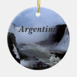 La Argentina Adorno Redondo De Cerámica