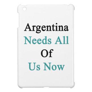 La Argentina ahora necesita todos nosotros