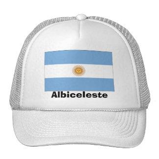 "La Argentina ""Albiceleste "" Gorras"