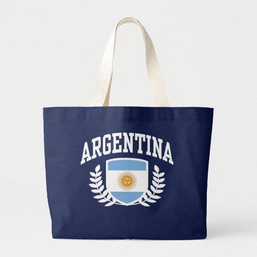 La Argentina Bolsas Lienzo