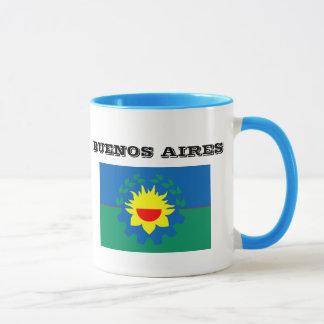 La Argentina Buenos Aires * taza de la Argentina