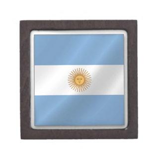 La Argentina Caja De Recuerdo De Calidad
