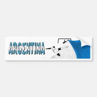 La Argentina Pegatina Para Auto