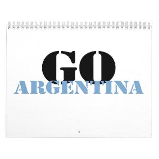 La Argentina Calendario