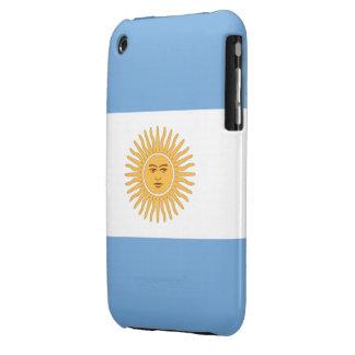 La Argentina Case-Mate iPhone 3 Coberturas