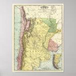 La Argentina, Chile, Paraguay, Uruguay Impresiones