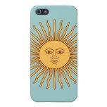 """La Argentina """"Del Sol """" iPhone 5 Carcasas"""