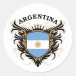 La Argentina Etiquetas
