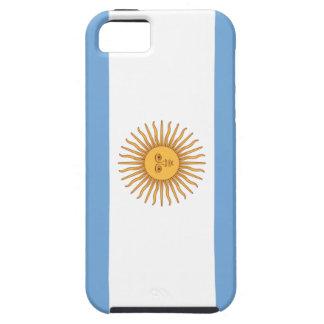 la Argentina iPhone 5 Carcasa