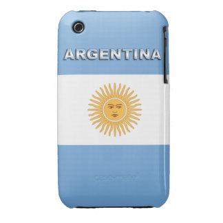 La Argentina iPhone 3 Carcasa