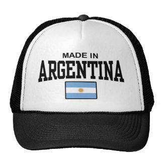 La Argentina Gorras