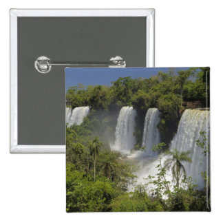 La Argentina, Iguacu cae en sun. Pin Cuadrado