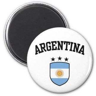 La Argentina Imán Redondo 5 Cm