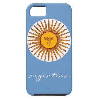 LA ARGENTINA iPhone 5 FUNDAS