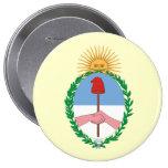 La Argentina, la Argentina Pin Redondo 10 Cm