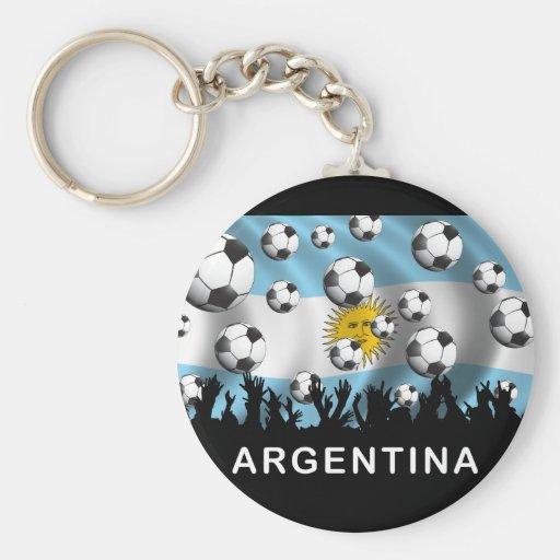 La Argentina Llavero Personalizado