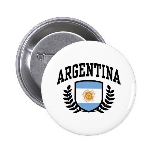 La Argentina Pins