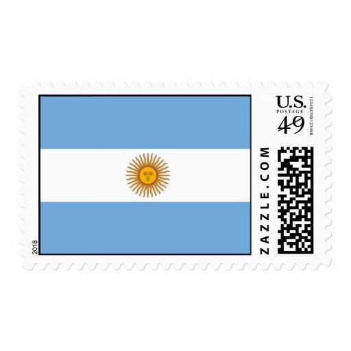 La Argentina Sello