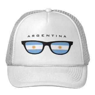 La Argentina sombrea el gorra de encargo