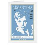 La Argentina Tarjeta De Felicitación